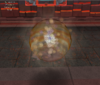 Warped sphere