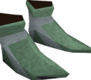 Absorption boots