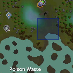Demon Flash Mob (Poison Waste) location