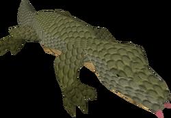 Desert Lizard 90