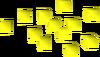 Lemon chunks detail