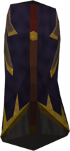 Necromancer robe bottom detail