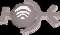 Air talisman detail