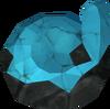 Gemstone kaseki detail