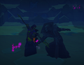 Fighting Sliske with the staff.png