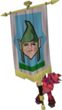 Banner carrier (gnome)