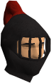 Black full helm (bugged) chathead old.png