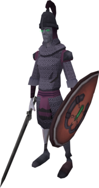 New Varrock guard captain