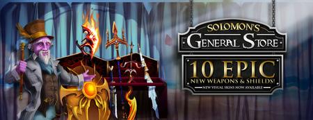 Solomon 10 Weapons Banner