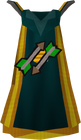 Fletching cape (t) detail old