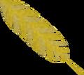 Golden feather (Eagles' Peak) detail.png