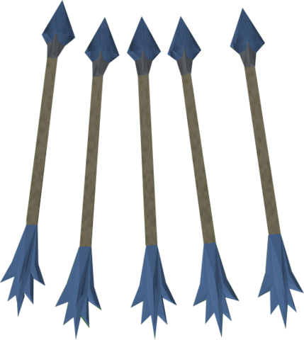 File:Saradomin arrows detail.png