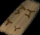 Villager robe (brown)