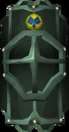 Adamant shield (h3) detail