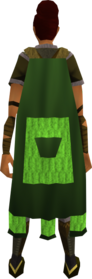 Team-31 cape equipped