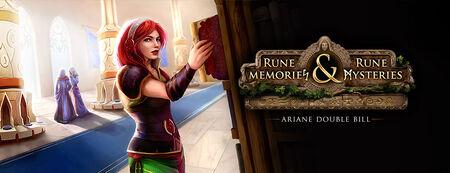 Ariane quests banner