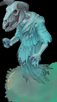 Bestial ghost