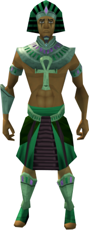 File:Pharaoh's outfit (green, male) equipped.png
