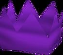 Purple partyhat
