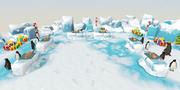 Iceberg banquet