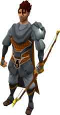 Ozan's outfit equipped (male)