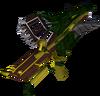 Serpentine 2h crossbow detail