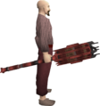 Dominion Tower maul equipped.png
