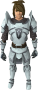 Owen's armaments equipped (male)