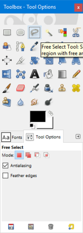 File:Transparency - selecting Free Selection Tool.png
