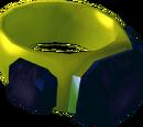 Alchemical onyx ring