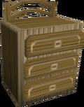 Teak drawers POH