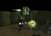 Fighting Skeletal hellhound.png
