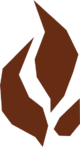 Orange Flame logo