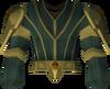 Celestial robe top detail