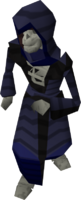 Skeletal mage