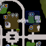 Sior location