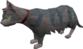 Lazy cat (white and blue) pet.png