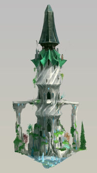 Tower of Voices news image concept art