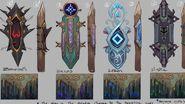 God Wars Dungeon 2 concept art 4