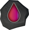 Blood rune (Runespan) detail