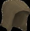 Crafting hood detail