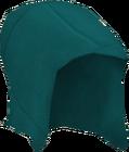 Fletching hood detail