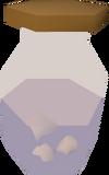 Specimen jar detail
