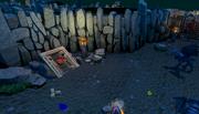 Taverley Dungeon Resource Dungeon (Blue Dragons) entrance