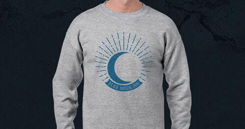 Blue Moon Inn sweatshirt news image