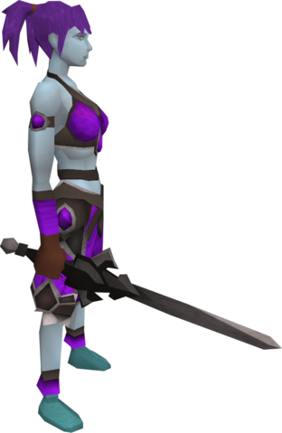 File:Lucky chaotic longsword equipped.png