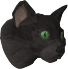 File:Pet cat (black) chathead.png