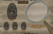 Ernest fingerprint