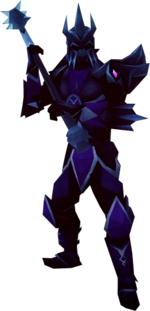 Ancient warrior (Heart of Gielinor)