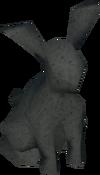 Rabbit mould detail